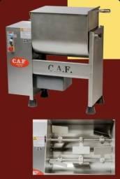 Misturador de carne para almôndegas e hambúrgueria