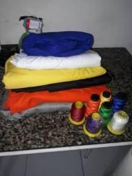 Tecido Brin para faixa de judo e jiu jitsu comprar usado  João Pessoa