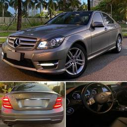 Mercedes C200 1.8 turbo 2014