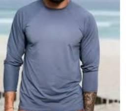 Camisa proteção UV térmica