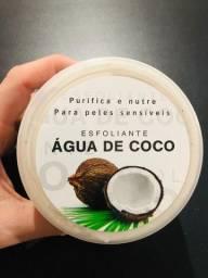 Título do anúncio: Creme Esfoliante Água de Coco Purifica e Nutre 330g