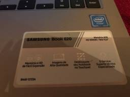 Notebook Samsung BookE20