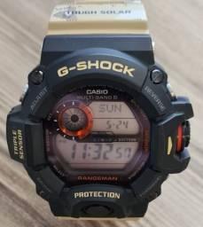 Relógio Cásio G-Shock Rangeman Camouflage Gw-9400dcj1, usado comprar usado  Brasilia