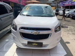 Chevrolet Spin 2016 + GNV (Único Dono, entrada + 48x 657,00)