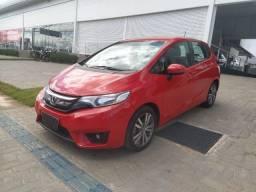 Honda Fit Ex 15-16 - Câmbio automático