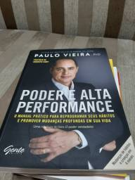 Coleção livro Paulo Vieira