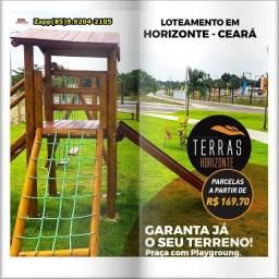 Lotes Terras Horizonte- Invista na sua moradia!!!