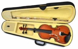 Violino FeelSound 4/4 (Semi-novo)