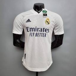 Camisa Real Madrid Home 2020 / 2021 - Jogador