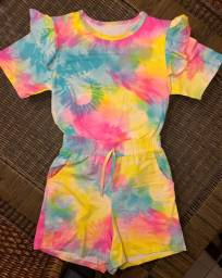 Tie Dye Conjunto