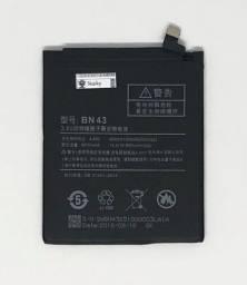 Bateria Xiaomi Redmi Note 4 BN43 4100mah Reposição Produto Novo e Original