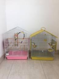 Gaiolas para aves de pequeno porte
