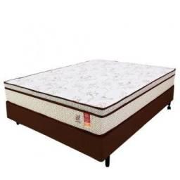 Vendas:Cama Box Casal Colchão 138x188x62cm