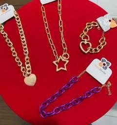 Semi joias e bijuterias, vocês irão se apaixonar !