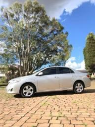 Corolla GLI 2011 automático 1.8