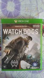 Watch Dogs 1 para Xbox One| mídia física