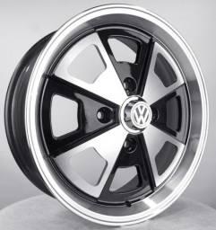 Jogo de roda porsche 914 aro 17 oferta na leopneus roda r84