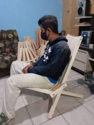 Cadeira Campeira Kentucky tamanho grande!