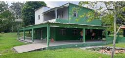 Lindo Sitio em Itaboraí 40,000m2 com 2 Lagos, Piscina, Casa Sede, Galpão com Churrasqueira
