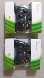 Manete Xbox 360 c/ Fio zerada.