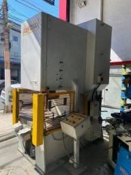 Prensas freio fricção Jundiai e Ching Fong 110 ton