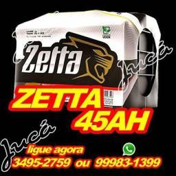 Sua bateria Zetta com o parcelamento em até 10x sem juros !!! Adquira hoje -