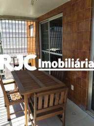 Apartamento à venda com 3 dormitórios em Tijuca, Rio de janeiro cod:MBAP33452