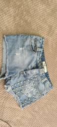 Bermuda Jeans veste 36 e 38