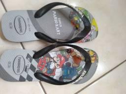 Vendo sandália havaianas original
