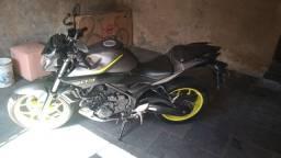 Título do anúncio: MT 03 moto nova