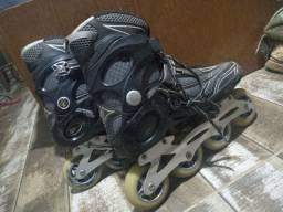 Vendo um baita roller Fila *  sou de São José-SC