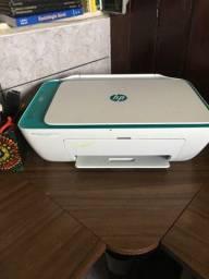 Impressora HP WiFi nova com defeito no catucho
