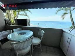 Título do anúncio: Apartamento com 1 quarto vista mar para alugar, 38 m² por R$ 2.000/mês - Barra - Salvador/