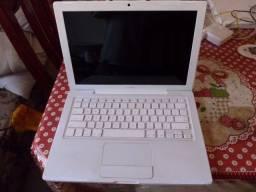 """Título do anúncio: Macbook,  white, 13""""3, A1181, 2007, bom estado."""