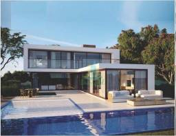 Título do anúncio: Sobrado com 4 dormitórios à venda com 374 m² por R$ 4.900.000 no Condomínio Village Iguass