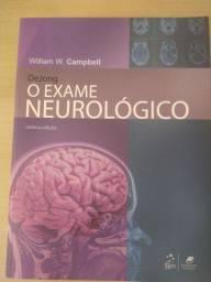 Livro O Exame Neurológico - DeJong