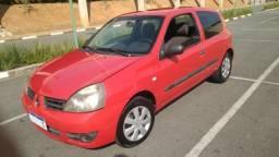 Renault Clio 2008 - 1.0 16v Authentique Hi-flex 3p