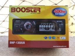 radio para carro booster 400w