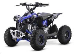 Título do anúncio: Mini Quadriciclo Thor 49 cc Partida Elétrica Mini Motos