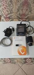 Espirômetro portátil, robusto e confiável. Software e chave digital.