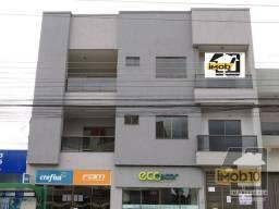 Apartamento com 3 dormitórios para alugar, 95 m² por R$ 1.650/mês - Vila Militar - Foz do