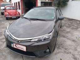Título do anúncio: * Corolla Xei 2.0 - 2018 - Top linha - com apenas 52.000 KM *
