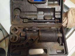 Disforcimetro para retirada de pneu