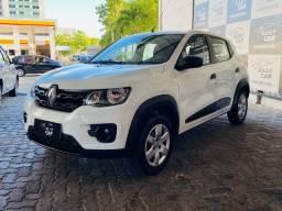 Título do anúncio: Renault Kwid Zen 2020 1.0 Flex!