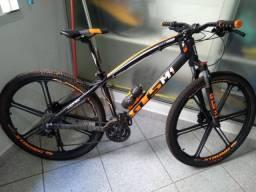 Bike zerada barato