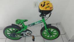 Biscicleta infantil caloi