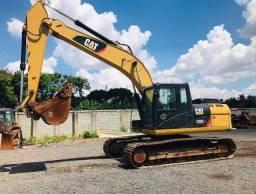 Escavadeira Cat 320D2L