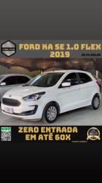 Título do anúncio: FORD KA SE 1.0  2019 ( único dono ) 43990,00