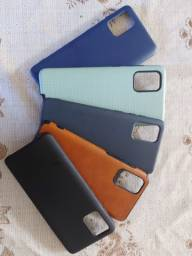 Vendo cases Samsung A71 semi novos