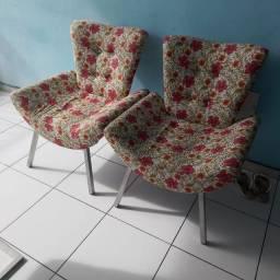 Título do anúncio: Cadeira poltrona modelo borboleta